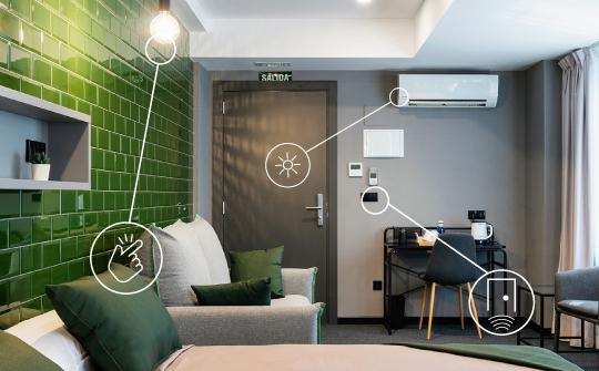 Smart Room : la nuova frontiera dell'ospitalità